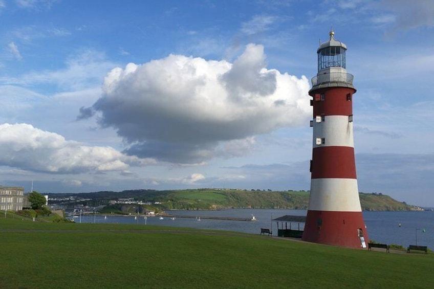 Plymouth lighthouse, Devon