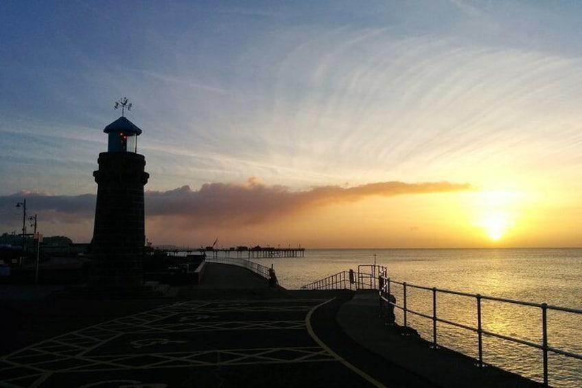 South West Coast Path Walking South Devon Coastline (9 days, 8 nights)