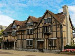 Apri foto 10 di 10. Shakespeare's Stratford, Warwick Castle, Cotswolds & Oxford