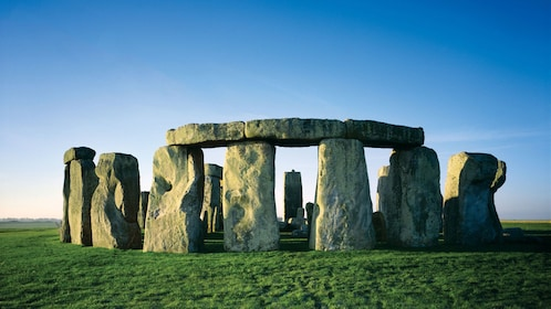 Stonehenge rock formation in England