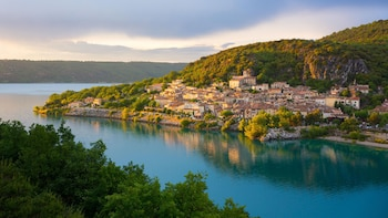 Visite d'une journée aux gorges du Verdon et à Moustiers-Sainte-Marie