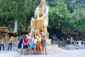 Full-Day Private Trip to Jeita Grotto, Byblos and Baalbek