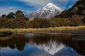 Full day Huechulafquen Lake and Lanin Volcano - San Martín de los Andes