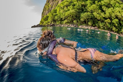 Soufriere Adventure Cruise