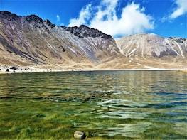 Mexico: Private Hiking Tour to Nevado de Toluca & Metepec