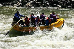 Full-Day Whitewater Rafting Trip in Salmon River with Lunch