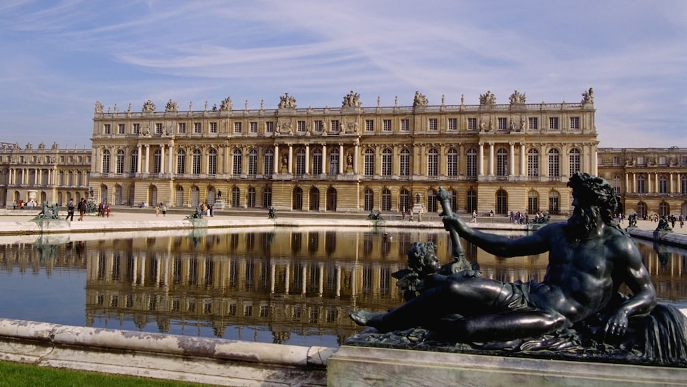 Show item 2 of 6. Stunning panoramic view of the Versailles in Paris