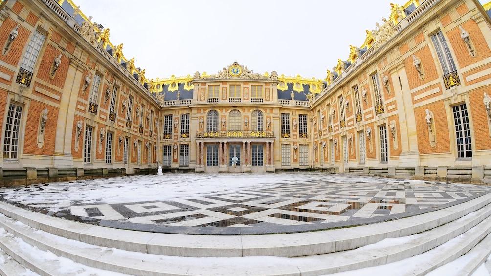 Show item 6 of 6. Beautiful view of Versailles in Paris