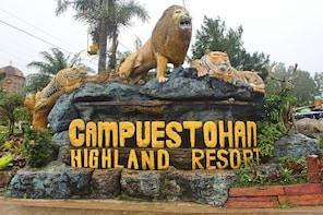 Campuestohan Highland Resort Day Tour