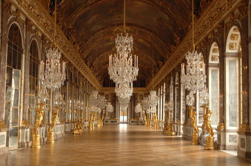 Show item 3 of 6. Versailles Guided Tours - Half or Full Day Tours