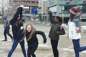 Unique Scavenger Hunt Experience in Columbus by Crazy Dash