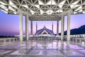 Transit Trip: Islamabad City Exploration Day Tour & Round Trip Airport Tran...