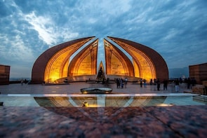 Best of Islamabad City Landmarks Exploration Tour (Private & Guided).