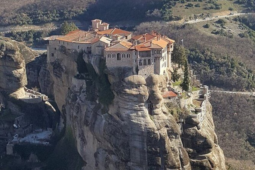 Show item 1 of 10. Private trip from Thessaloniki to Meteora