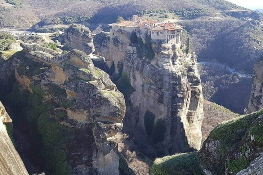 Show item 10 of 10. Private trip from Thessaloniki to Meteora