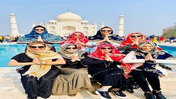 Private Golden Triangle Tour with Pushkar from Delhi