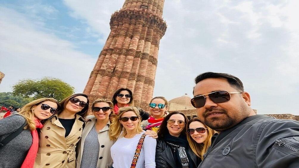 Private Golden Triangle & Golden Temple Tour from Delhi
