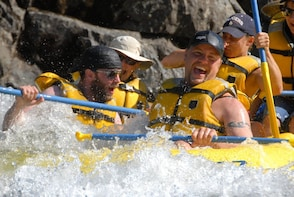 All Day Whitewater Rafting on California's American River