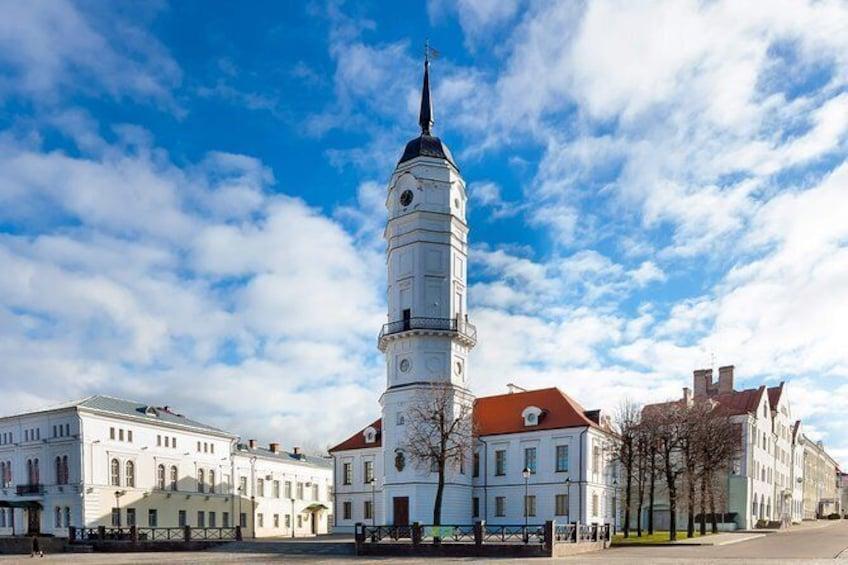 Romantic tour in Mogilev