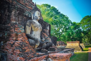 [Joined Tour] One Day trip Sokhothai Tour