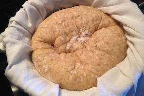 Traditional Rustic Bread Home Cooking Class