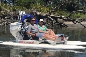 CraigCat Boat Tour from Fernandina Beach