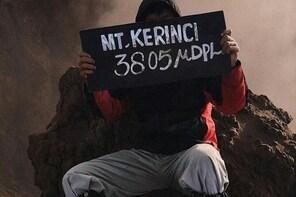 Climb Mount in West Sumatra