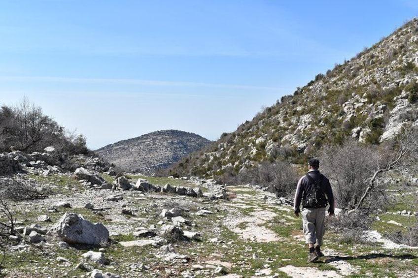 Show item 4 of 4. Hiking Baatara Gorge to Douma Village from Beirut