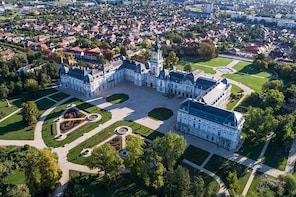 Romantic tour in Keszthey