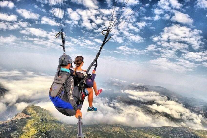 Show item 3 of 5. Paragling in Fethiye