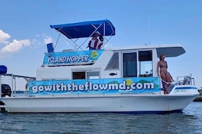 Bay Cruise and Sandbar Private Experience in Ocean City