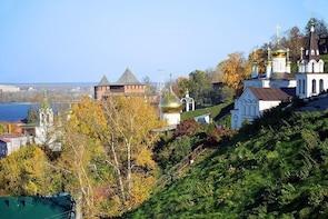 The best of Nizhny Novgorod walking tour