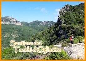 Short Hike on the Tacchi d'Ogliastra - Ulassai