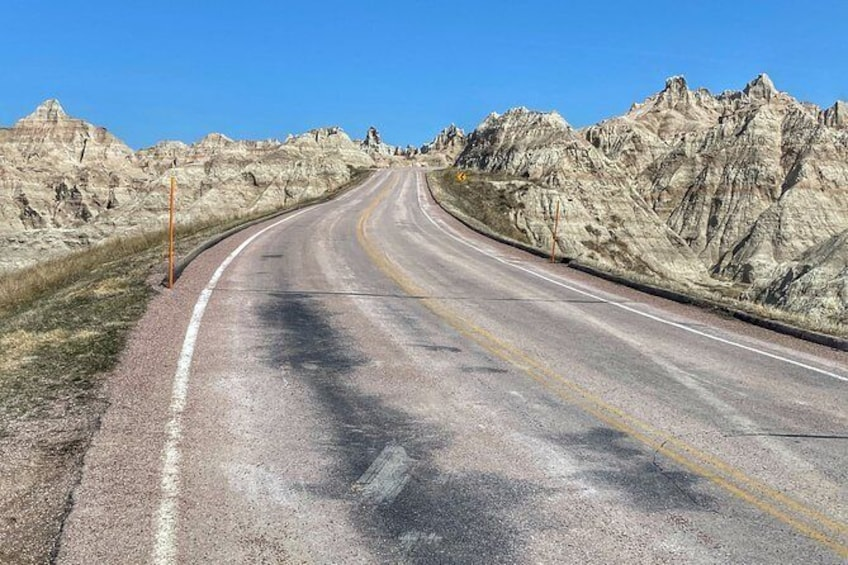 Show item 2 of 10. VIP Day Trip Jeep Safari to Badlands National Park
