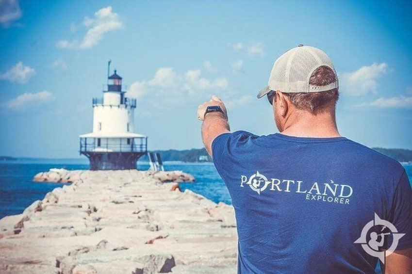 Show item 1 of 10. Portland, Maine Lighthouse & Waterfront Tour