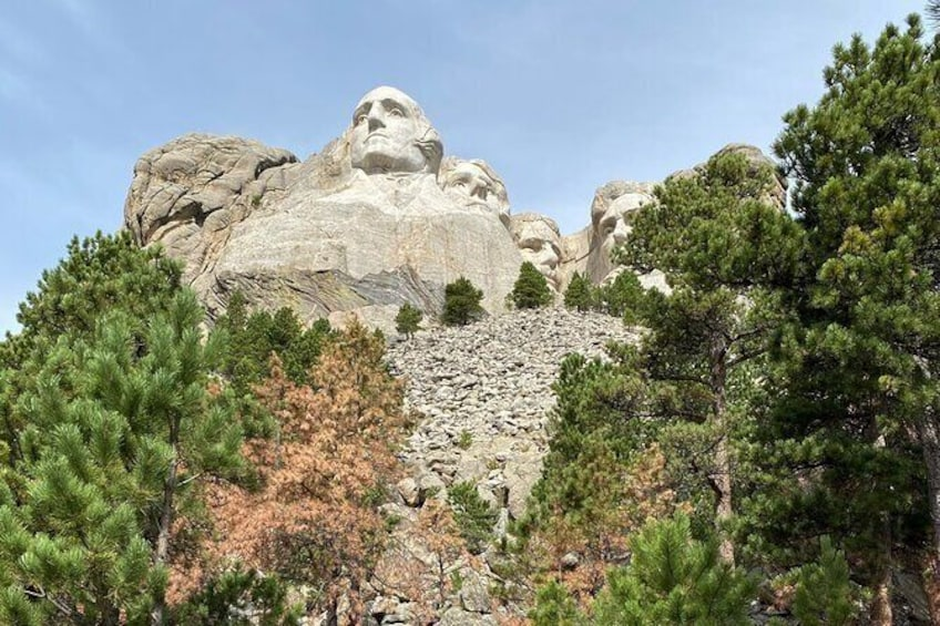 Show item 2 of 10. The Black Hills, Mt. Rushmore, Custer State Park VIP Day Tour from Rapid City