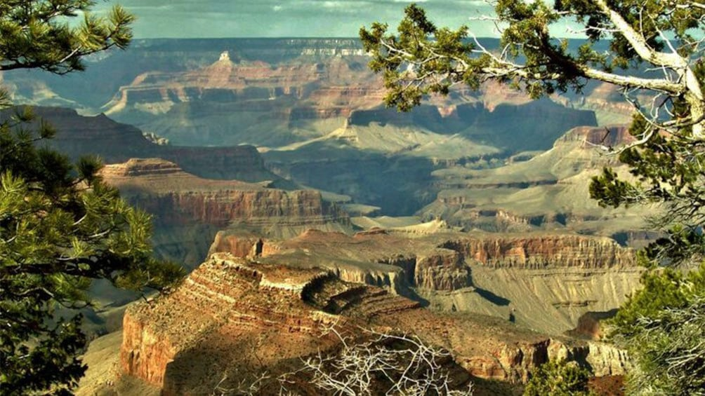 Show item 2 of 5. View of the Grand Canyon from the South Rim in Arizona