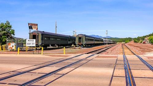 Williams Train Depot in Arizona