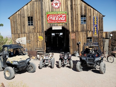 El Dorado Canyon ATV Ride & Gold Mine Tour with Lunch