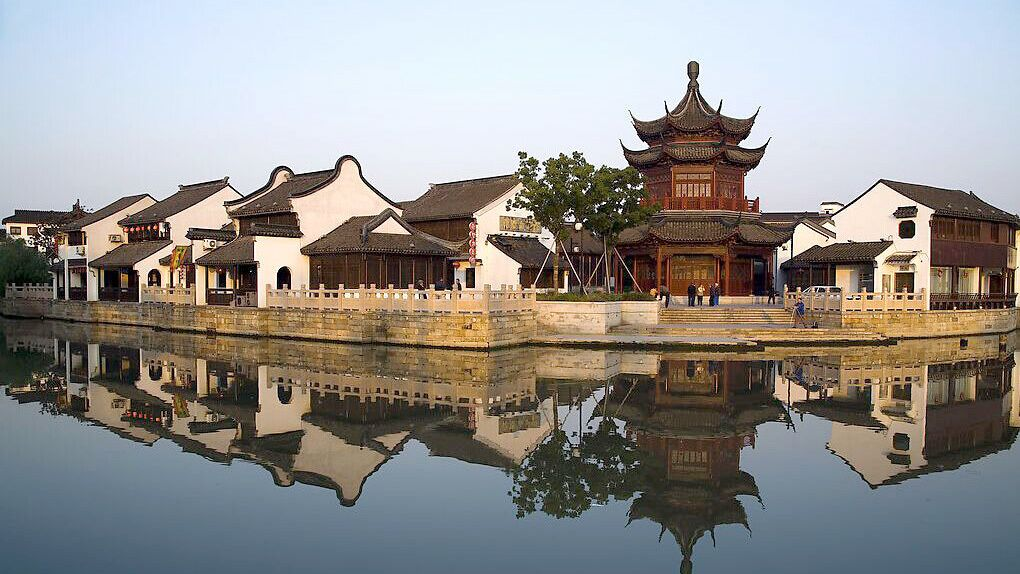 Full-Day Suzhou & Zhouzhuang Water Village Excursion