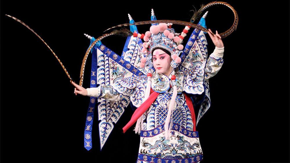 Esitys Pekingin oopperassa ja valinnainen nouto hotellilta