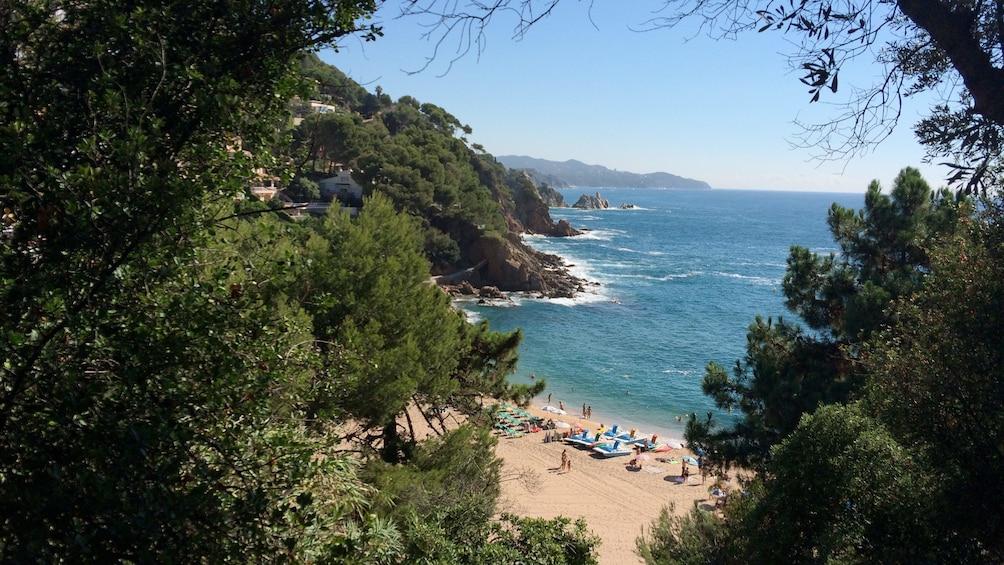 Foto 4 von 5 laden Aerial view of Costa Brava
