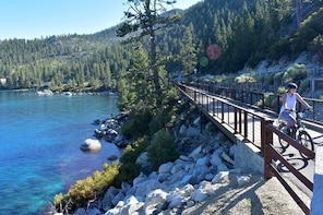 Half-Day Electric Bike Rental in Lake Tahoe
