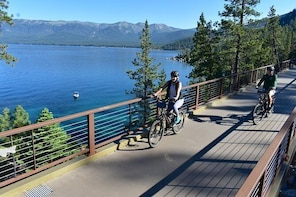 Half-Day Self-Guided Electric Bike Tour | Lake Tahoe's Iconic East Shore Tr...