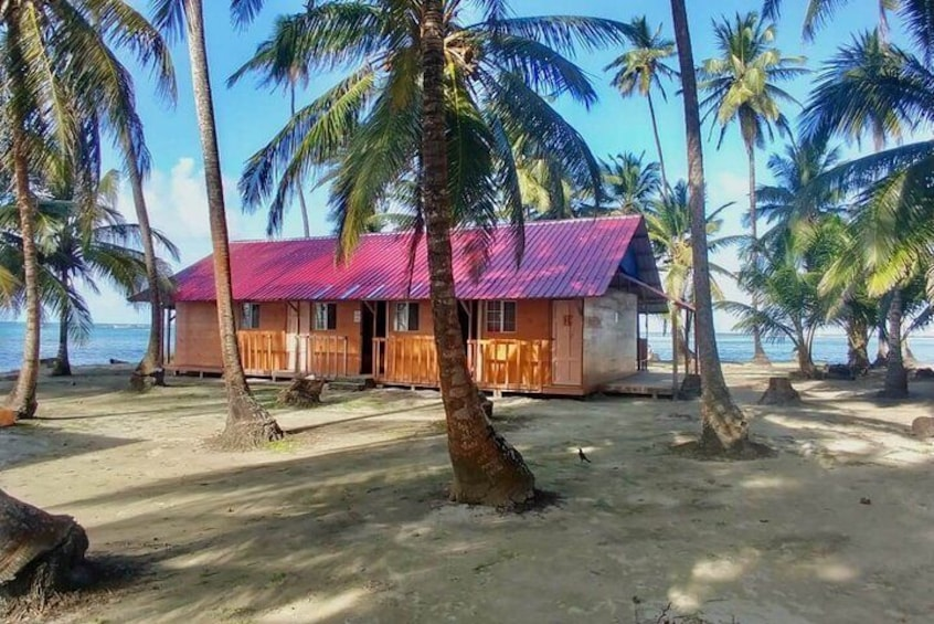 Show item 5 of 39. 3 days / 2 nights in San Blas with trip to Cayos Holandeses + Day Tour
