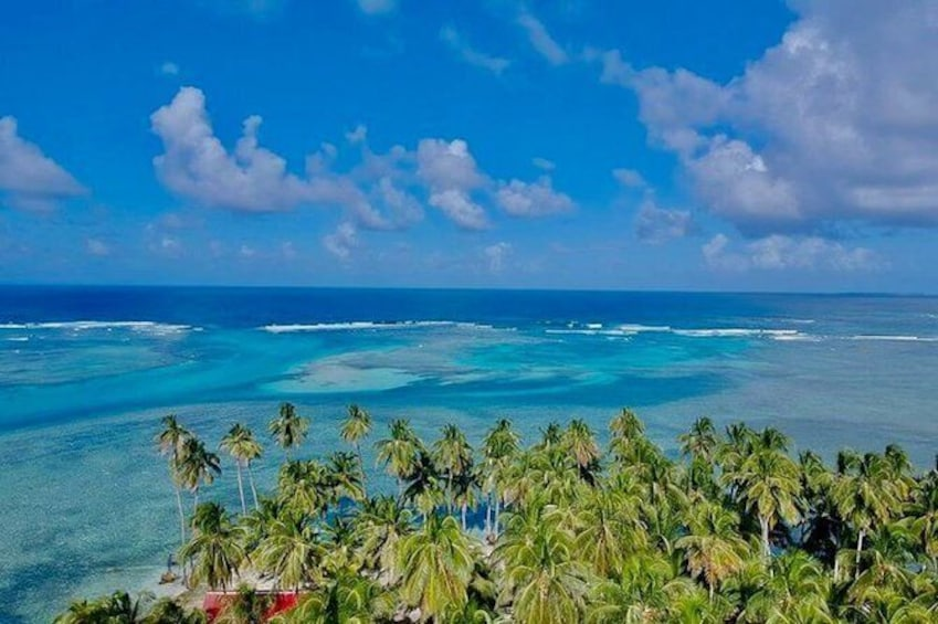Show item 1 of 30. 3 days / 2 nights in San Blas with trip to Cayos Holandeses + Day Tour