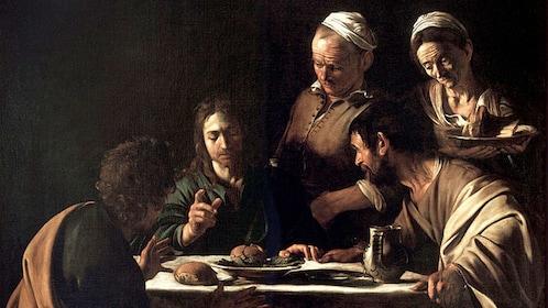 Supper at Emmaus (Caravaggio), Milan