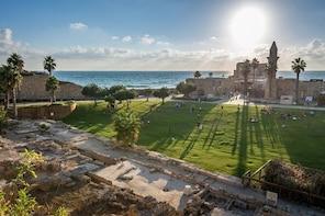 The best of Caesarea walking tour