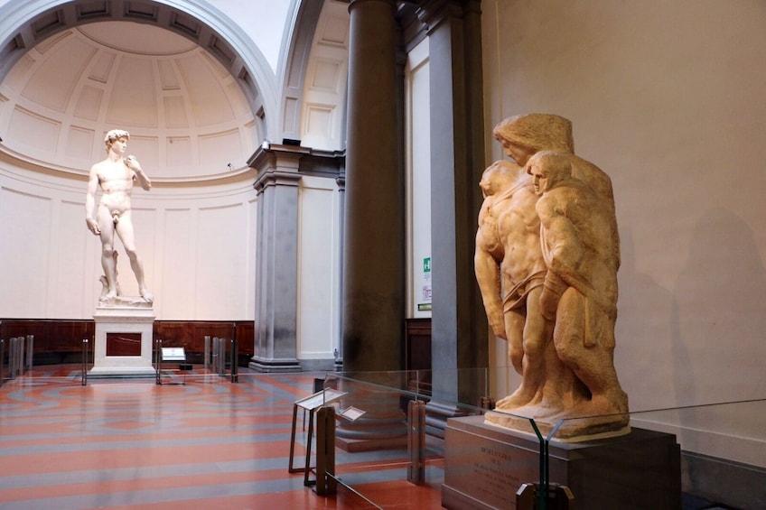 แสดงภาพที่ 5 จาก 10 Florence: Skip-The-Line Accademia Gallery Tickets