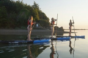 Stand Up Paddling Adventure